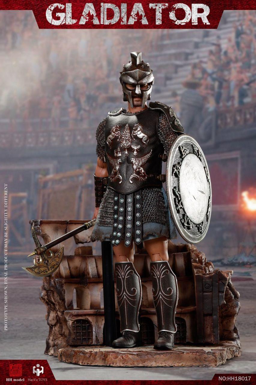HHmodel x HaoYuTOYS - Empire Gladiator - Normale Edition - 1/6 Empire Legion