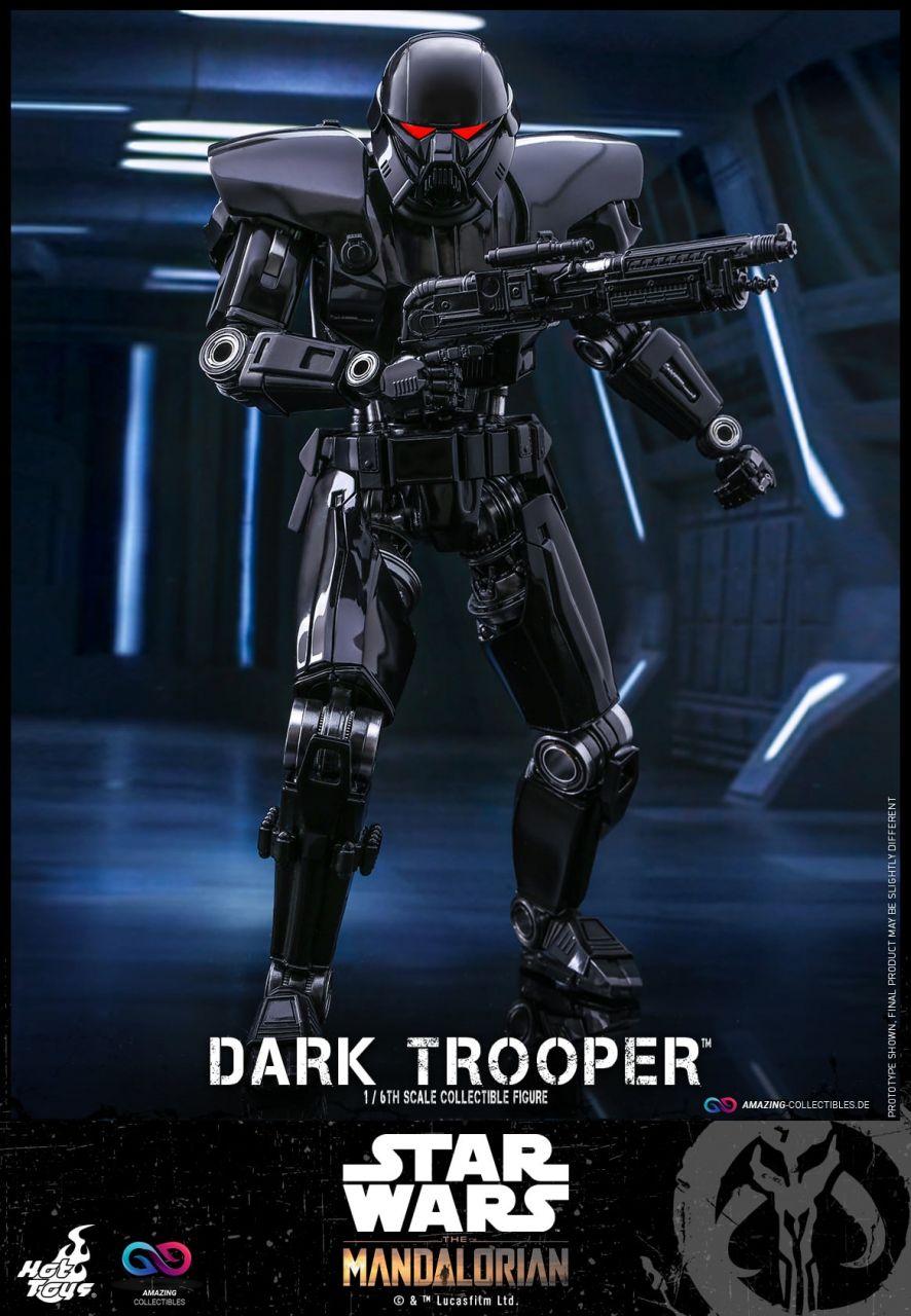 Hot Toys - Dark Trooper - TMS032 - Star Wars: The Mandalorian