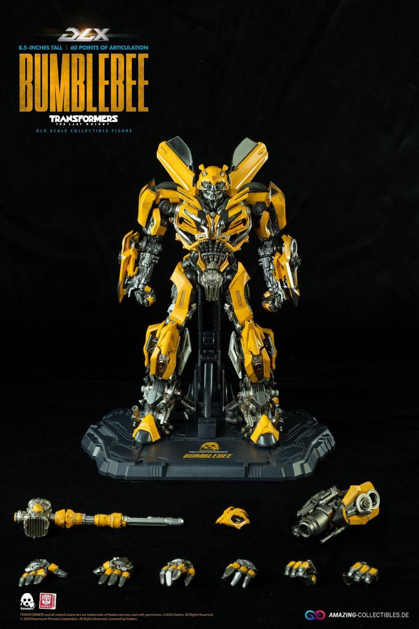 ThreeZero - Bumblebee - Transformers: The last knight - DLX Scale
