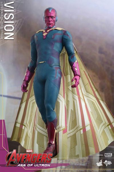 Hot Toys - Vision - Age of Ultron