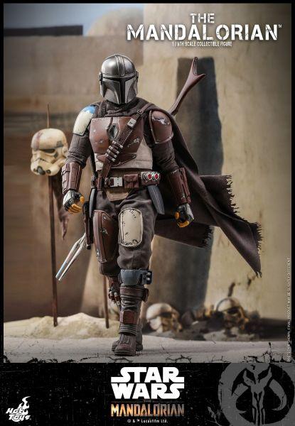 Hot Toys - The Mandalorian - Star Wars: The Mandalorian