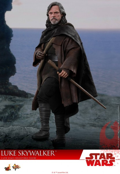 Hot Toys - Luke Skywalker - Star Wars - Episode VIII - The last Jedi - Regular Version