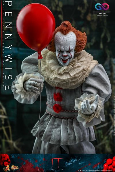 Hot Toys - Pennywise - Stephen Kings ES 2 - IT Chapter Two