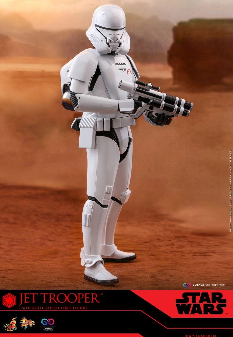Hot Toys - Jet Trooper - Star Wars - Episode IX - Rise of Skywalker