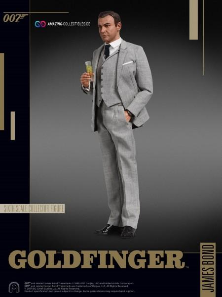 Big Chief Studios - James Bond - James Bond Goldfinger