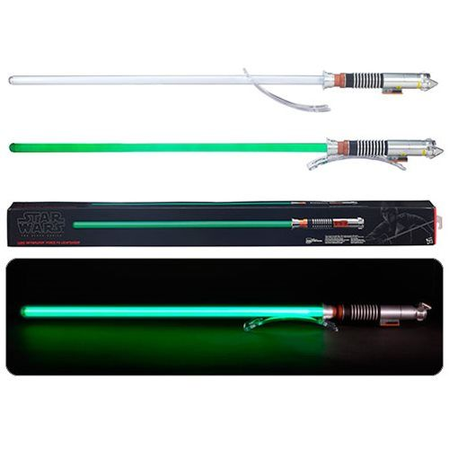 Hasbro - Force FX Luke Skywalker Lightsaber - Return of the Jedi