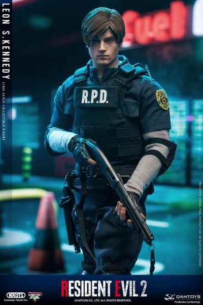 Damtoys x Nauts - Leon S. Kennedy - Resident Evil 2