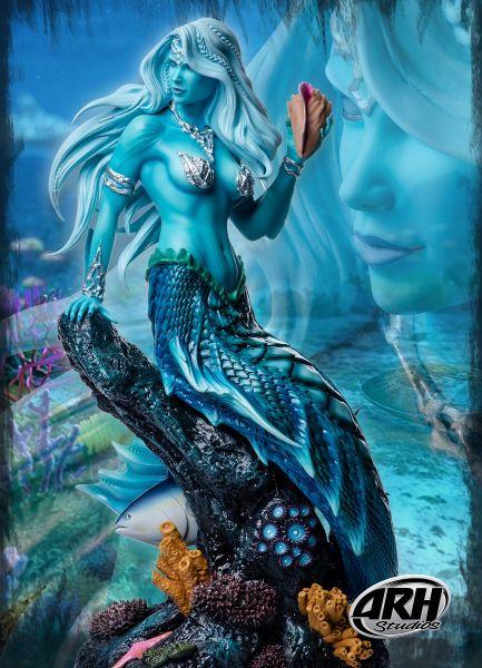 ARH Studios - Sharleze The Mermaid - Blue Skin Version 1/4