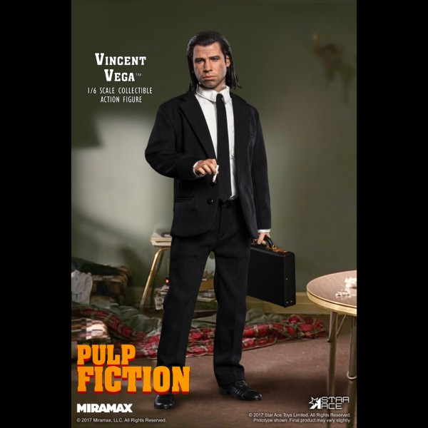 Star Ace - Vincent Vega - Pulp Fiction