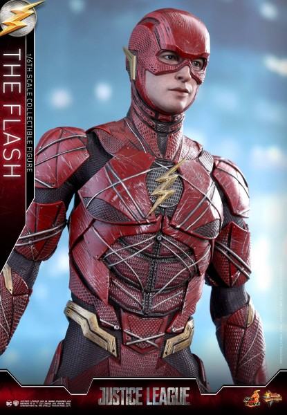 Hot Toys - The Flash - Justice League