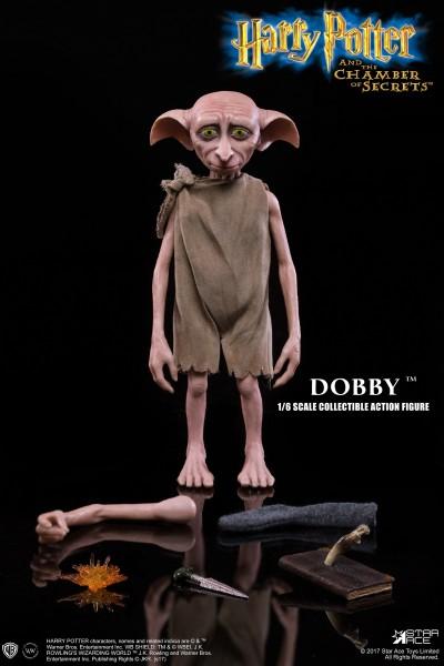 Star Ace - Dobby der Haus Elf - Harry Potter und die Kammer des Schreckens