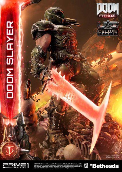 Prime 1 Studio - Doom Slayer - Deluxe Version - Doom Eternal