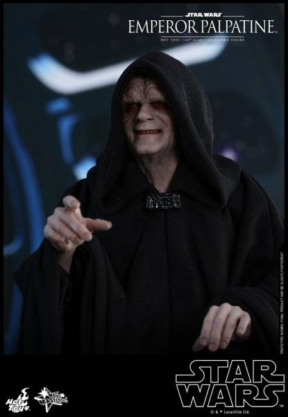 Hot Toys - Imperator Palpatine - Star Wars - Rückkehr der Jedi Ritter