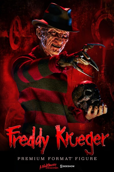 Sideshow - Freddy Krueger - A Nightmare on Elm Street - Premium Format Statue