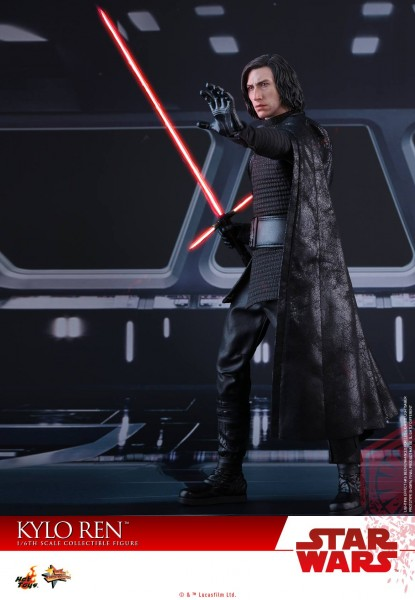 Hot Toys - Kylo Ren - Star Wars - Episode VIII - The last Jedi