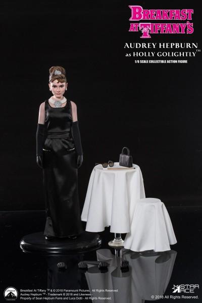 "Star Ace - Audrey Hepburn as ""Holly Golightly"" - Breakfast at Tiffanys - DX"