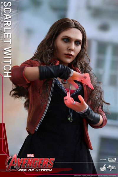 Hot Toys - Scarlet Witch - Age of Ultron