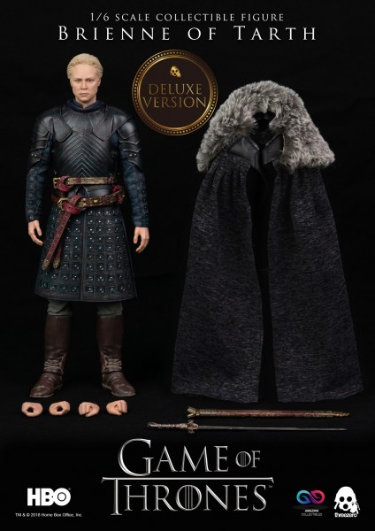 ThreeZero - Brienne von Tarth - DX Version - Game of Thrones