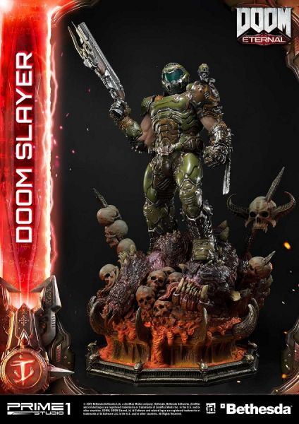 Prime 1 Studio - Doom Slayer - Regular Version - Doom Eternal