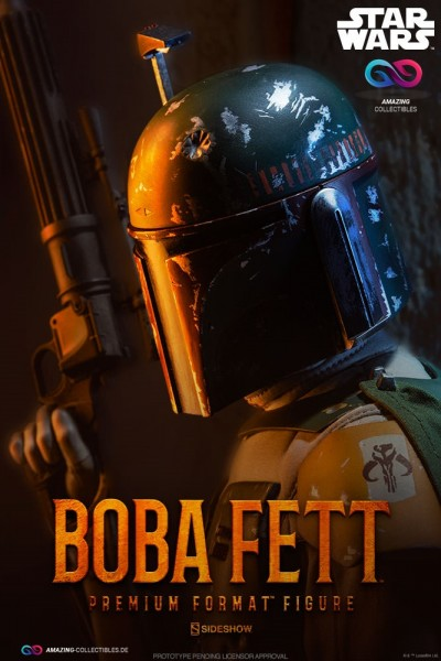 Sideshow - Boba Fett - Star Wars - Premium Format Statue