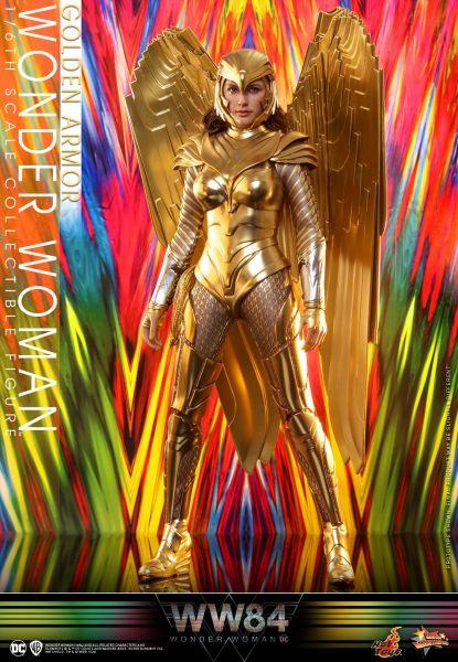 Hot Toys - Wonder Woman - Golden Armor Version - Wonder Woman 1984