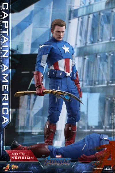 Hot Toys - Captain America (2012) - Avengers: Endgame