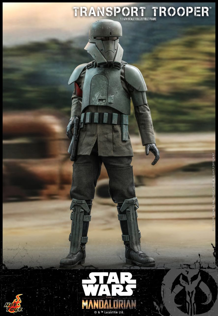 Hot Toys - Transport Trooper - Star Wars: The Mandalorian
