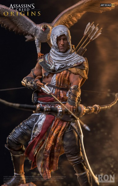 Iron Studios - Bayek - Assasins Creed Origins - 1/10 Scale Statue