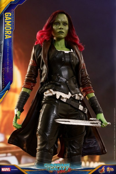 Hot Toys - Gamora - Guardians of the Galaxy 2
