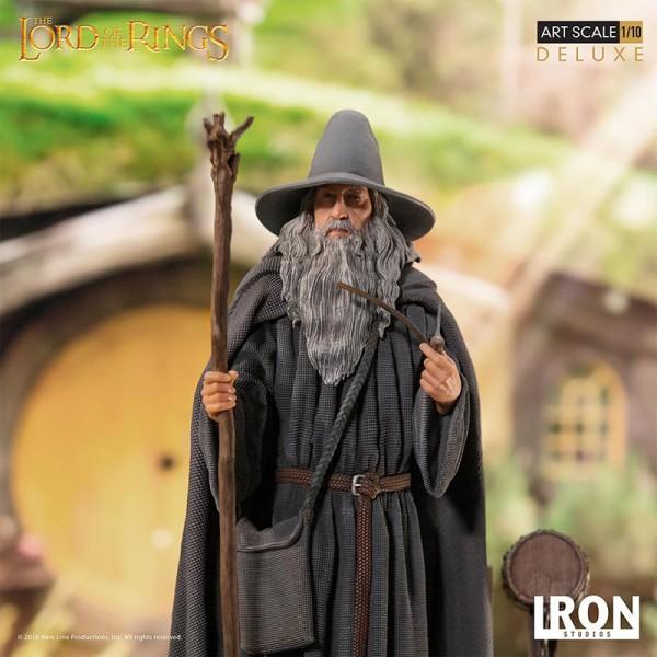Iron Studios - Gandalf - Art Scale 1/10 - Der Herr der Ringe