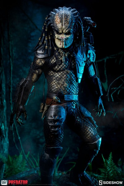 Sideshow - Predator - Jungle Hunter - Maquette