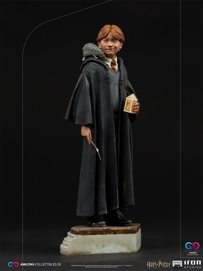 Iron Studios - Ron Weasley - Harry Potter - Art Scale 1/10-Copy