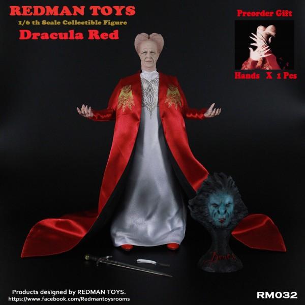Redman Toys - Dracula Red - RM032