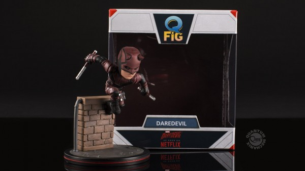 Quantum Mechanix - Daredevil Diorama - Q-Fig