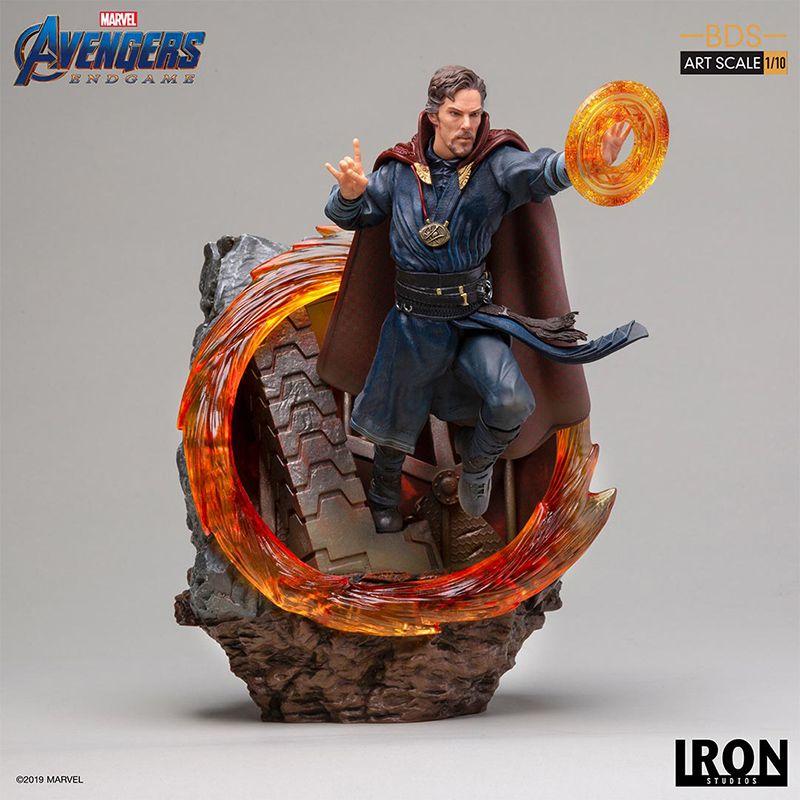 Iron Studios - Doctor Strange - BDS Art Scale - Avengers:Endgame