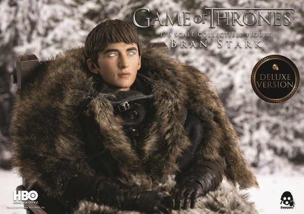 ThreeZero - Bran Stark - DX Version - Game of Thrones