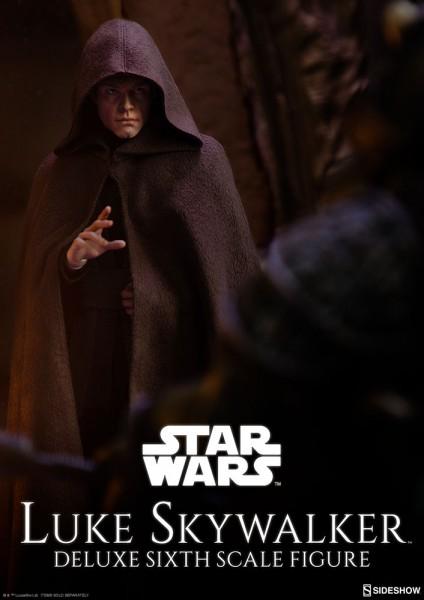 Sideshow Collectibles - Luke Skywalker DX - Star Wars