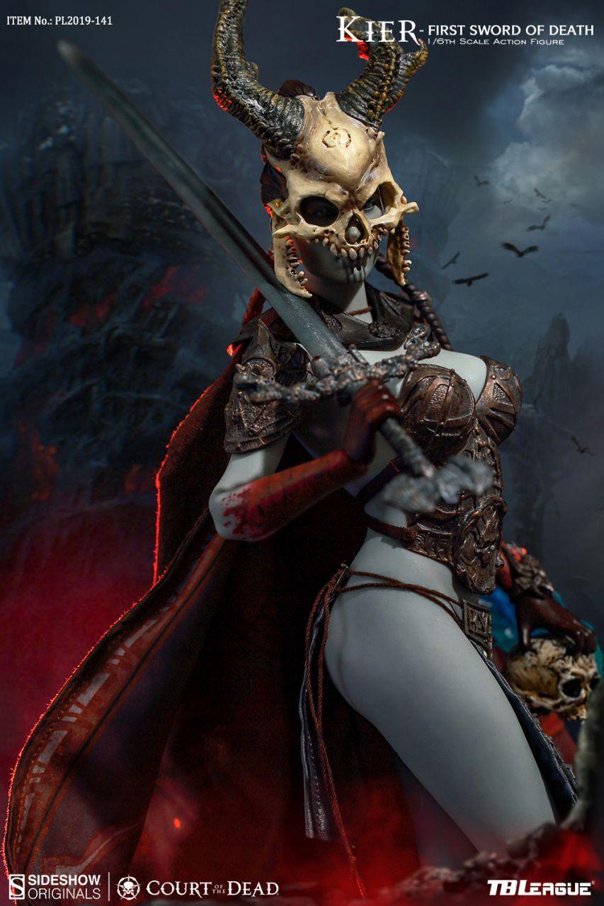 TBLeague - Kier: First Sword of Death - Court of the Dead - TBLeague x Sideshow