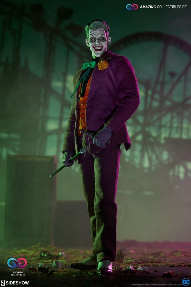 Sideshow Collectibles - The Joker - DC