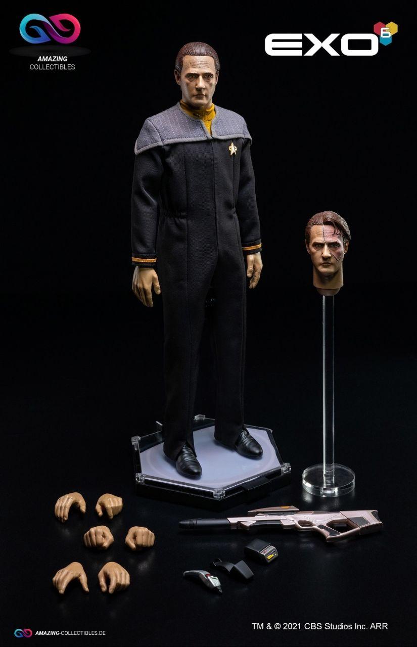 EXO6 - Lt. Commander Data - Star Trek: Der erste Kontakt