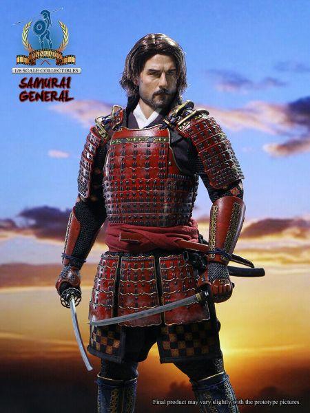 Pangaea - Samurai General - The last Samurai