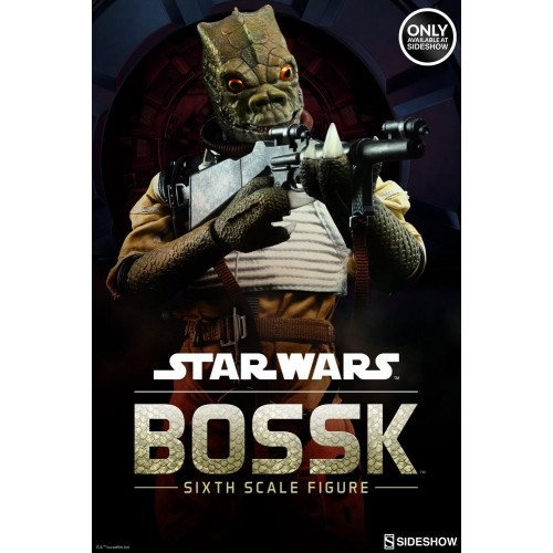 Sideshow - Bossk - Exclusive Edition - Star Wars
