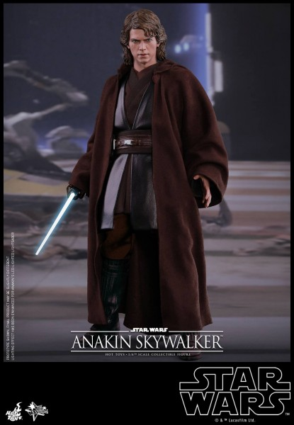 Hot Toys - Anakin Skywalker - Star Wars - Die Rache der Sith