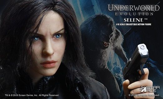 Star Ace - Selene 2.0 - Underworld Evolution
