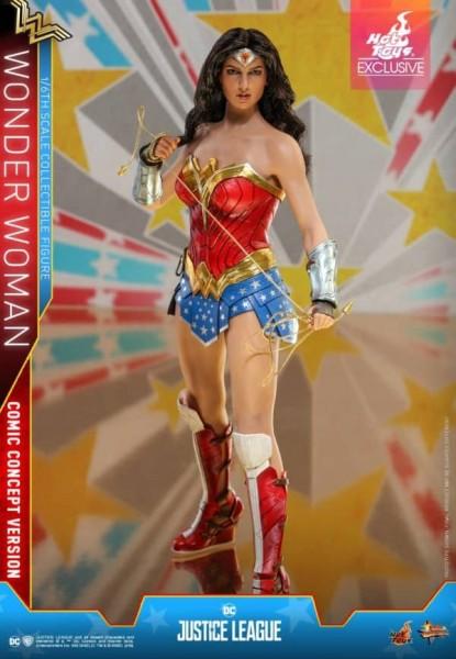 Hot Toys - Wonder Woman - Comic Concept Version