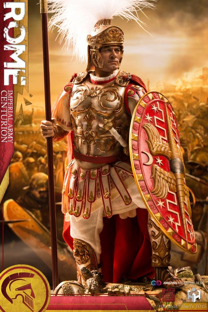 HHmodel x HaoYuTOYS - Rome Imperial Centurion - Deluxe Version - 1/6 Imperial Army