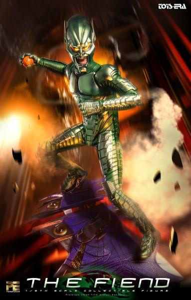 Toys Era - The Fiend - Green Goblin - Deluxe Version