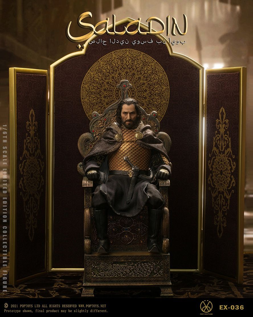Poptoys - 1/6 Throne - EX036