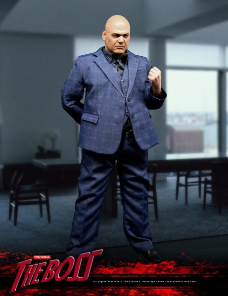 ToysWorks - The Boss - Netflix - Kingpin