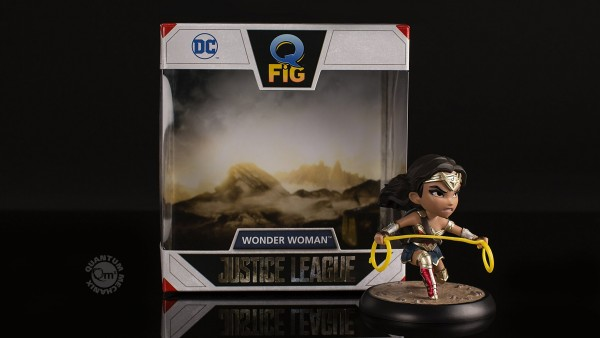 Quantum Mechanix - Wonder Woman - Justice League - Q-Fig